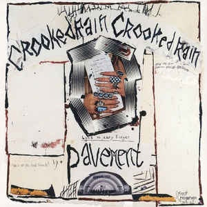 PAVEMENT-CROOKED RAIN CROOKED RAIN 2CD VG