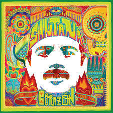 SANTANA-CORAZON CD *NEW*