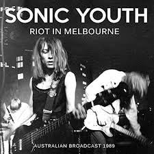 SONIC YOUTH-RIOT IN MELBOURNE 2LP *NEW*