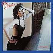 BENATAR PAT-IN THE HEAT OF THE NIGHT LP EX COVER VG+