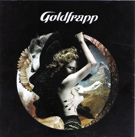 GOLDFRAPP-THE SINGLES CD VG