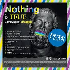 ENTER SHIKARI-NOTHING IS TRUE & EVERYTHING IS POSSIBLE CD *NEW*