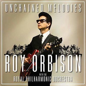 ORBINSON ROY WITH THE PHILHARMONIC ORCHESTRA-UNCHAINED MELODIES  CD *NEW*