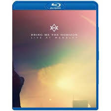 BRING ME THE HORIZON-LIVE AT WEMBLY BLURAY *NEW*