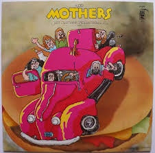 ZAPPA FRANK / MOTHERS-JUST ANOTHER BAND FROM L.A. LP NM COVER EX