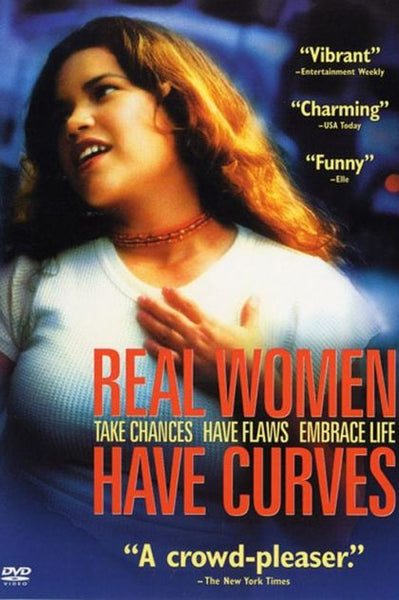 REAL WOMEN HAVE CURVES DVD VG