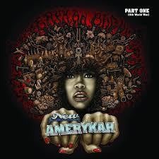 BADU ERYKAH-NEW AMERYKAH PART ONE (4TH WORLD WAR) 2LP *NEW*