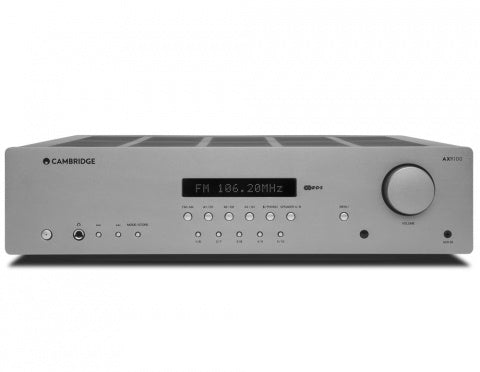CAMBRIDGE AUDIO-AXR100 RECEIVER/AMPLIFIER *NEW*