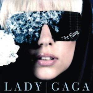 LADY GAGA-THE FAME CD VG