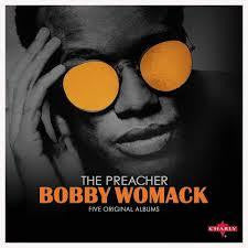 WOMACK BOBBY-THE PREACHER 5CD BOXSET *NEW*