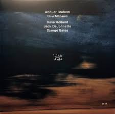 BRAHEM ANOUR-BLUE MAQAMS 2LP *NEW*