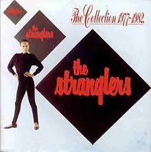 STRANGLERS THE-COLLECTION 1977 1982 LP VG COVER VG+