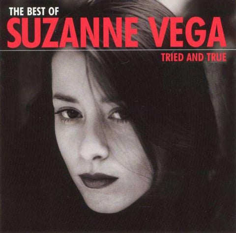 VEGA SUZANNE-THE BEST OF: TIRED AND TRUE CD VG