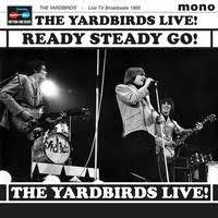 YARDBIRDS THE-READY STEADY GO! LP *NEW*