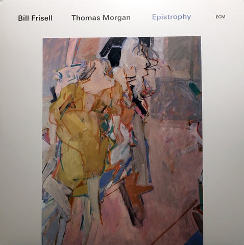 FRISELL BILL & THOMAS MORGAN-EPISTROPHY CD *NEW*
