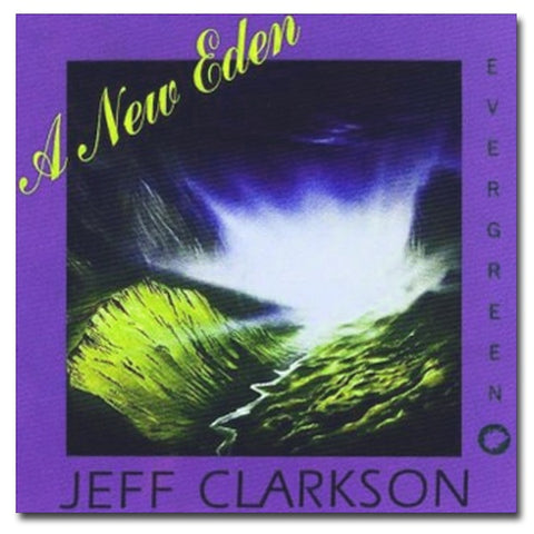 CLARKSON JEFF-A NEW EDEN CD VG