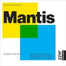 MANTIS THE MUSIC OF DREW MENZIES-VARIOUS ARTISTS CD *NEW*