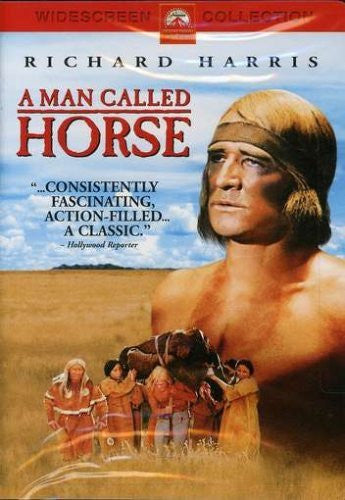A MAN CALLED HORSE REGION 1 DVD