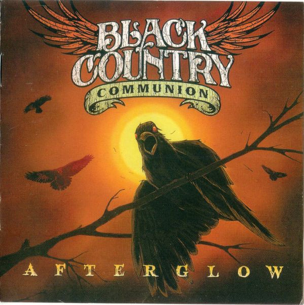 BLACK COUNTRY COMMUNION-AFTERGLOW CD *NEW*
