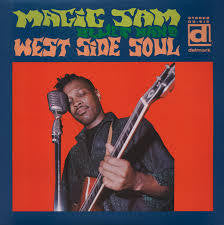 MAGIC SAM BLUES BAND-WEST SIDE SOUL LP *NEW*