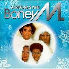 BONEY M-CHRISTMAS WITH BONEY M CD VG