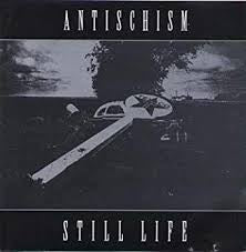 ANTISCHISM-STILL LIFE WHITE VINYL LP NM COVER VG+
