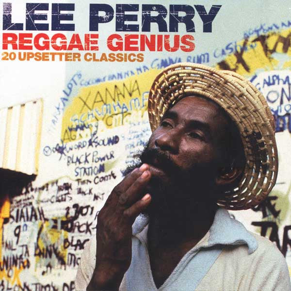 PERRY LEE-REGGAE GENIUS 20 UPSETTER CLASSICS CD VG