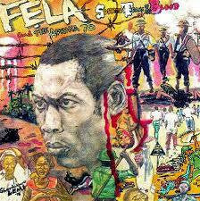 KUTI FELA-SORROW TEARS & BLOOD LP *NEW*