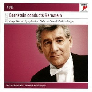 BERNSTEIN LEONARD-CONDUCTS BERNSTEIN VA *NEW*