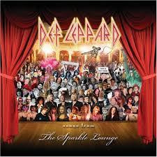 DEF LEPPARD-SONGS FROM THE SPARKLE LOUNGE CD *NEW*