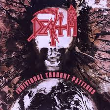 DEATH-INDIVIDUAL THOUGHT PATTERNS 25HT ANNIVERSARY SILVER VINYL 2LP *NEW*