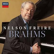 FREIRE NELSON-BRAHMS CD *NEW*