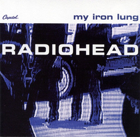 RADIOHEAD-MY IRON LUNG CD VG