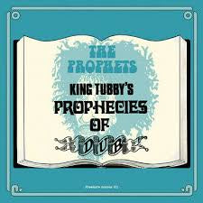 PROPHETS THE-KING TUBBY'S PROPHECIES OF DUB LP *NEW*