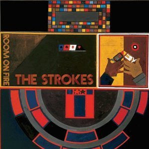 STROKES THE-ROOM ON FIRE LP *NEW*