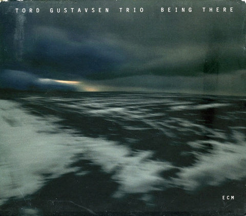 GUSTAVSEN TORD TRIO-BEING THERE CD VG