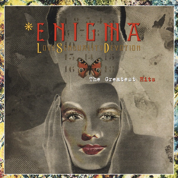 ENIGMA-LOVE SENSUALITY DEVOTION THE GREATEST HITS CD VG