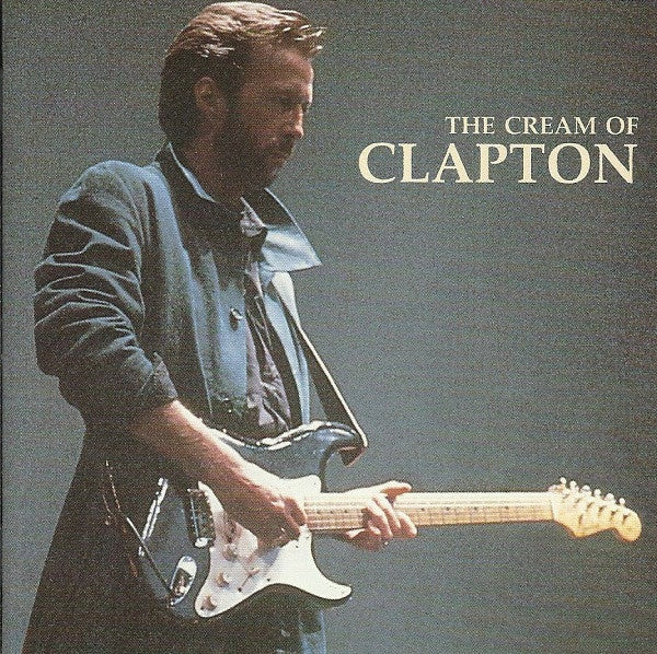 CLAPTON ERIC-THE CREAM OF CLAPTON CD VG
