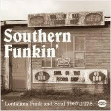SOUTHERN FUNKIN'-VARIOUS ARTISTS 2LP NM COVER VG+