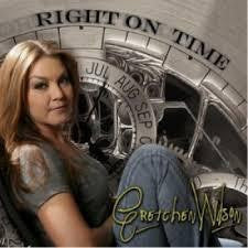 WILSON GRETCHEN-RIGHT ON TIME CD *NEW*