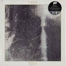 FACS-NEGATIVE HOUSES GOLD VINYL LP *NEW*