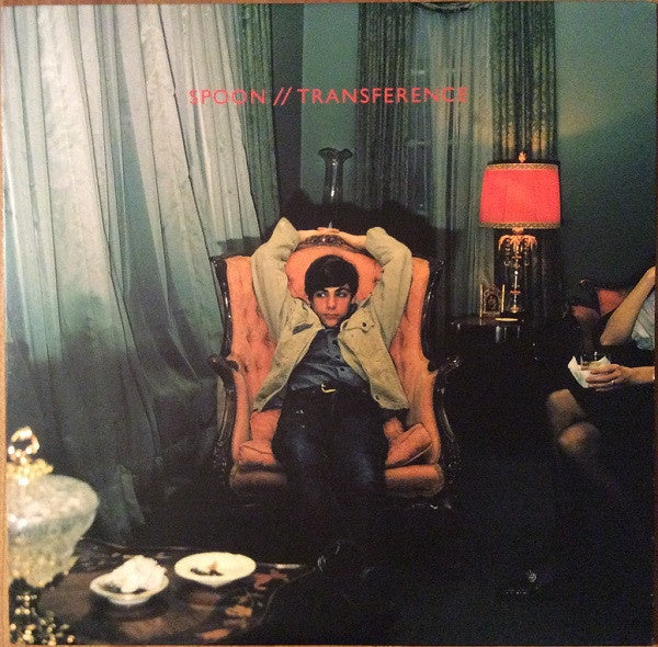 SPOON-TRANSFERENCE CD *NEW*