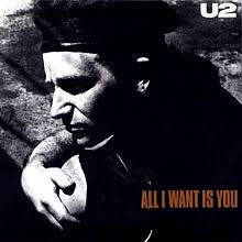 "U2-ALL I WANT IS YOU 12"" VG+ COVER VG+"