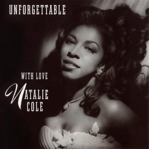 COLE NATALIE-UNFORGETTABLE CD VG