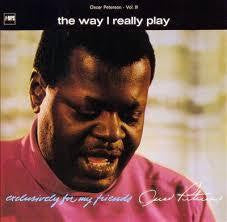 PETERSON OSCAR-THE WAY I REALLY PLAY LP VG+ COVER VG