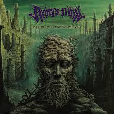 RIVERS OF NIHIL-WHERE OWLS KNOW MY NAME 2LP *NEW*""
