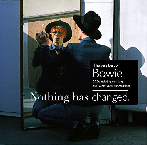BOWIE DAVID-NOTHING HAS CHANGED 2CD VG+