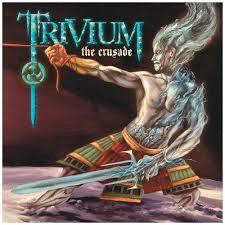 TRIVIUM-THE CRUSADE CD VG