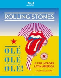ROLLING STONES-OLE OLE OLE BLURAY *NEW*