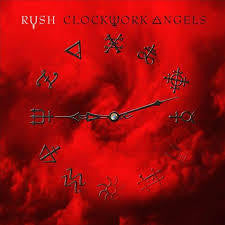 RUSH-CLOCKWORK ANGELS CD *NEW*